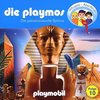 Die Playmos Hörspiel CD 010 10 Die geheimnisvolle Sphinx Playmobil Edel Kids NEU & OVP