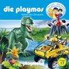 Die Playmos Hörspiel CD 017 17 Rettet den Dinopark ! Playmobil Edel Kids NEU & OVP