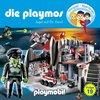 Die Playmos Hörspiel CD 019 19 Jagd auf Dr. Devil Playmobil Edel Kids NEU & OVP