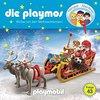 Die Playmos Hörspiel CD 043 43 Wirbel um den Weihnachtsmann  Playmobil Edel Kids NEU & OVP