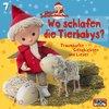 Unser Sandmännchen Hörspiel CD 007 7 Wo schlafen die Tierbabys? Geschichten + Lieder Europa NEU