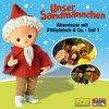 Unser Sandmännchen Hörspiel CD Das Musical - Abenteuer mit Pittiplatsch & Co Teil 1 von 2 NEU & OVP