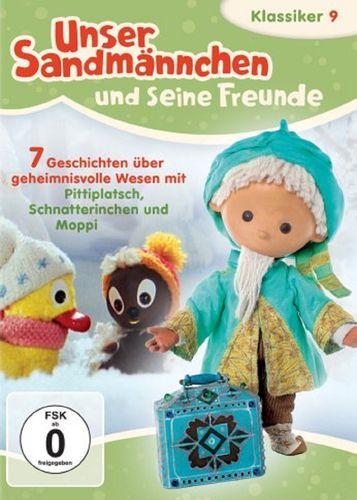 DVD Unser Sandmännchen Klassiker 09 9 Geschich über geheimnisvolle Wesen TV-Serie OVP NEU