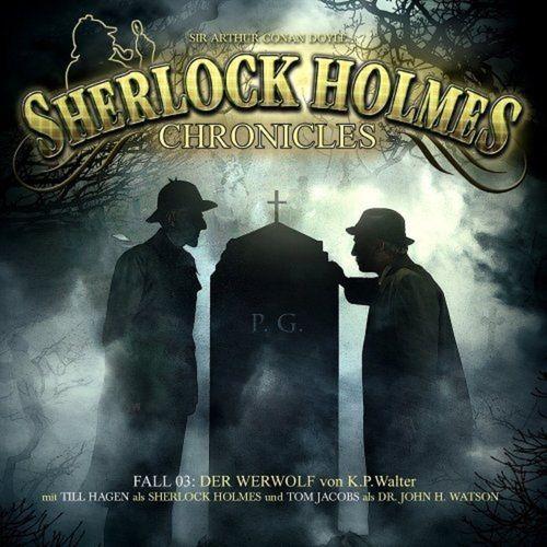 Sherlock Holmes Chronicles Hörspiel CD 003 3 Der Werwolf 2er Box NEU & OVP