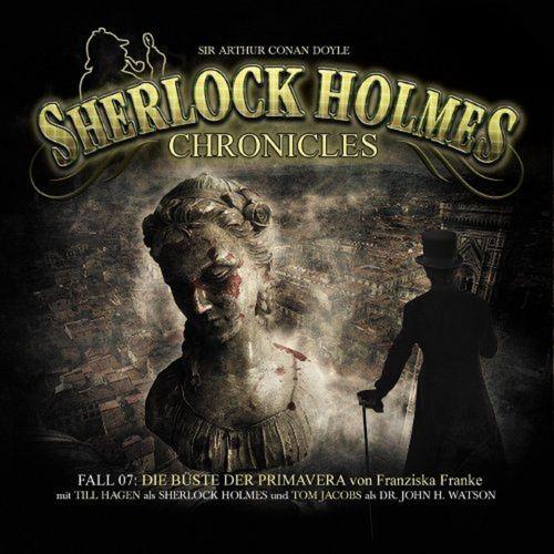Sherlock Holmes Chronicles Hörspiel CD 007 7 Die Büste der Primavera 2er Box NEU & OVP