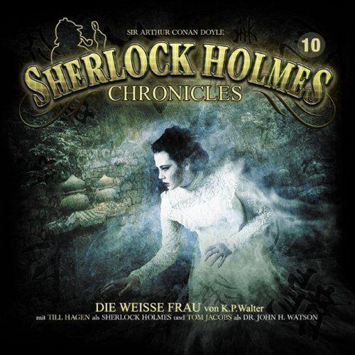 Sherlock Holmes Chronicles Hörspiel CD 010 10 Die weiße Frau NEU & OVP