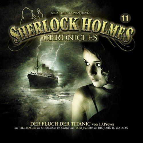 Sherlock Holmes Chronicles Hörspiel CD 011 11 Der Fluch der Titanic 2er Box NEU & OVP