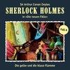 Sherlock Holmes Die neuen Fälle Hörspiel CD 004 4 Die gelbe und die blaue Flamme  NEU & OVP