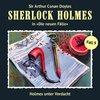 Sherlock Holmes Die neuen Fälle Hörspiel CD 009 9 Holmes unter Verdacht  NEU & OVP