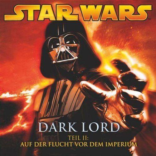 Star Wars Krieg der Sterne Dark Lord Hörspiel CD 2 II Auf der Flucht vor dem Imperium 2 von 4 NEU