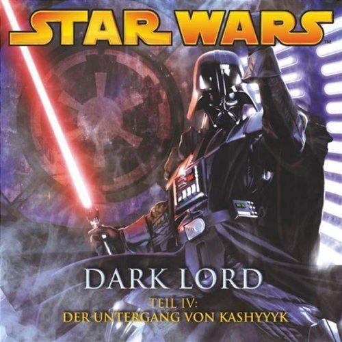 Star Wars Krieg der Sterne Dark Lord Hörspiel CD 4 IV Der Untergang von Kashyyyk  4 von 4 NEU