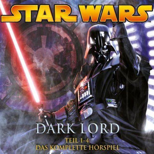 Star Wars Krieg der Sterne Dark Lord Hörspiel CD komplette Teil 1 2 3 4 1-4 CDs Box  NEU
