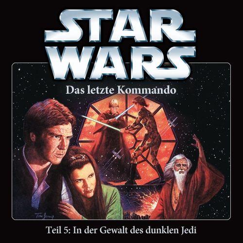 Star Wars Krieg der Sterne Das Letzte Kommando Hörspiel CD 5 V In der Gewalt des dunklen Jedi NEU