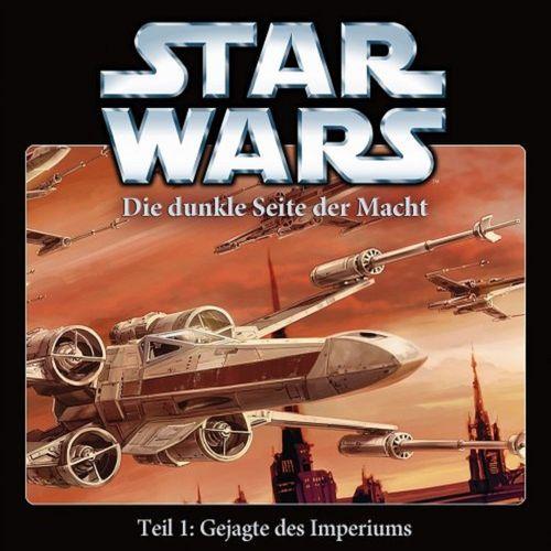 Star Wars Krieg der Sterne Die Dunkle Seite der Macht Hörspiel CD Teil 1 I Gejagte des Imperiums NEU