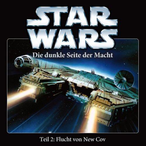 Star Wars Krieg der Sterne Die Dunkle Seite der Macht Hörspiel CD Teil 2 II Flucht von New Cov NEU