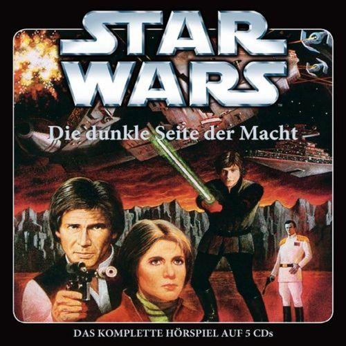 Star Wars Krieg der Sterne Die Dunkle Seite der Macht Hörspiel CD komplette 1 2 3 4 5 x CDs Box NEU