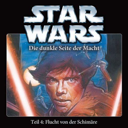 Star Wars Krieg der Sterne Die Dunkle Seite der Macht Hsp CD Teil 4 IV Flucht von der Schimäre NEU