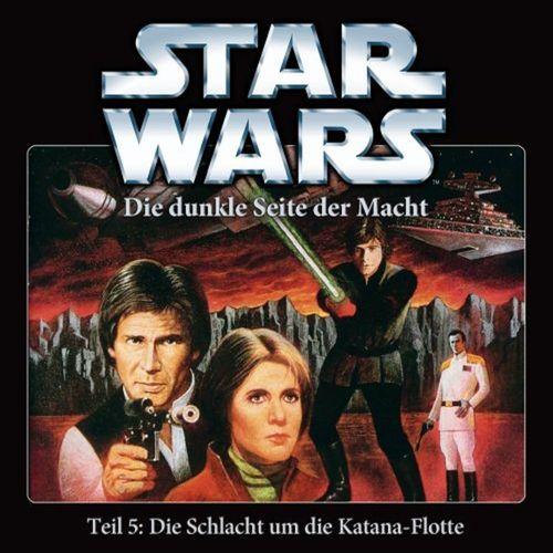 Star Wars Krieg der Sterne Die Dunkle Seite der Macht CD Teil 5 V Die Schlacht um die Katana Flotte