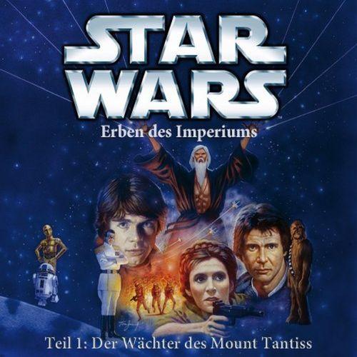 Star Wars Krieg der Sterne Erben des Imperiums Hsp CD Teil 1 I Der Wächter des Mount Tantiss NEU