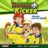 Die Teufelskicker Hörspiel CD 001  1 Moritz macht das Spiel ! Europa NEU & OVP
