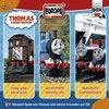 Thomas und seine Freunde Hörspiel CD  002 2. Fanbox  4  5  6 3x CDs in Die 2. Thomas Box 02/3er  NEU