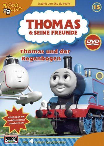DVD Thomas und seine Freunde 15 und der Regenbogen TV-Serie 4 Folgen OVP & NEU