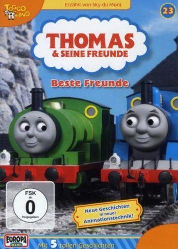 DVD Thomas und seine Freunde 23 Beste Freunde TV-Serie 5 Folgen OVP NEU