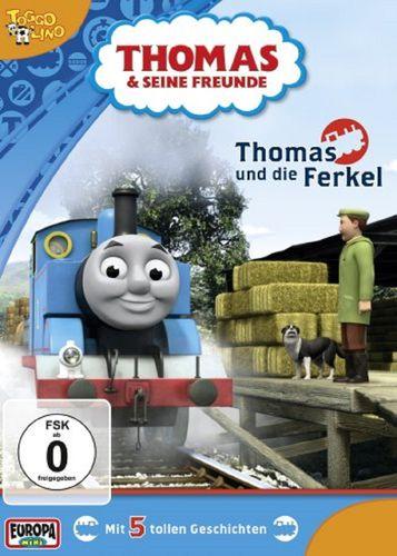 DVD Thomas und seine Freunde 25 Thomas und die Ferkel  TV-Serie 5 Folgen OVP NEU