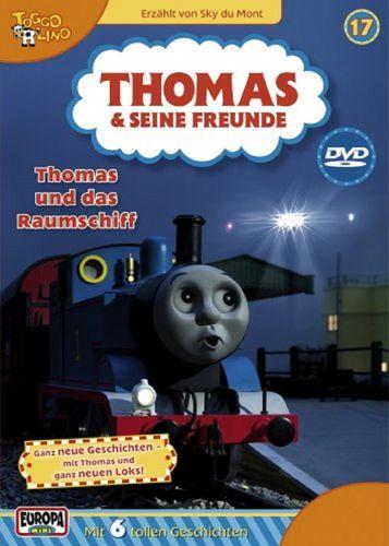 DVD Thomas und seine Freunde 17 und das Raumschiff TV-Serie 6 Folgen OVP & NEU