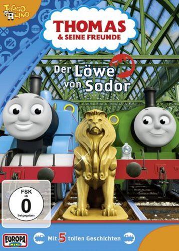 DVD Thomas und seine Freunde 24 Der Löwe von Sodor  TV-Serie 5 Folgen OVP & NEU