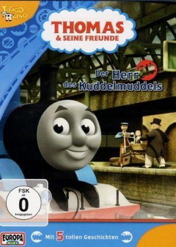 DVD Thomas und seine Freunde 27 Der Herr des Kuddelmuddels TV-Serie 5 Folgen OVP NEU