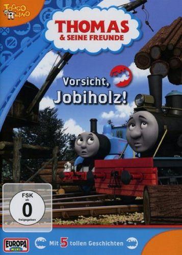 DVD Thomas und seine Freunde 30 Vorsicht, Jobiholz! TV-Serie 5 Folgen OVP & NEU