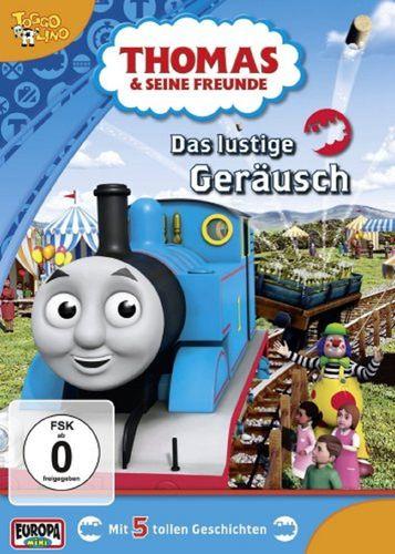 DVD Thomas und seine Freunde 29 Das lustige Geräusch TV-Serie 5 Folgen OVP & NEU