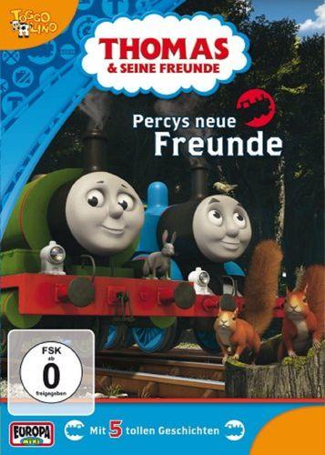 DVD Thomas und seine Freunde 32 Percys neue Freunde TV-Serie 5 Folgen OVP & NEU