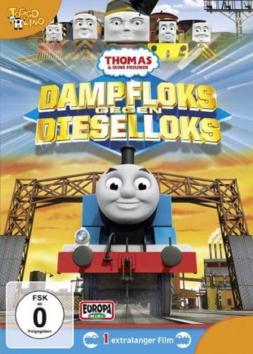 DVD Thomas und seine Freunde Special Dampfloks gegen Dieselloks TV-Serie 2011 OVP & NEU