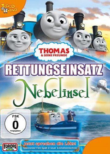 DVD Thomas und seine Freunde Special Rettungseinsatz Nebelinsel TV-Serie 2010 OVP & NEU
