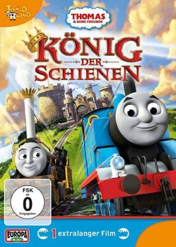 DVD Thomas und seine Freunde Special König der Schienen  TV-Serie 2013 OVP & NEU