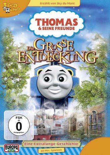 DVD Thomas und seine Freunde Special Die große Entdeckung  TV-Serie 2009 OVP & NEU