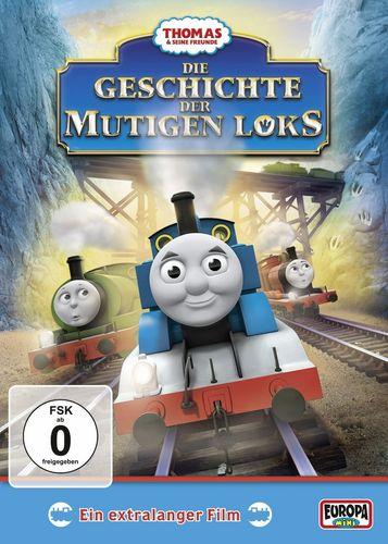 DVD Thomas und seine Freunde Special Die Geschichte der mutigen Loks TV-Serie 2014 OVP & NEU