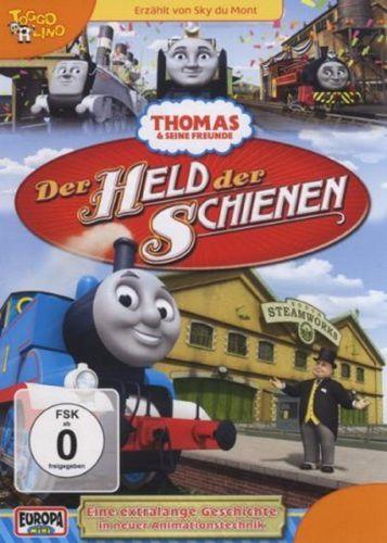 DVD Thomas und seine Freunde Special Der Held der Schienen  TV-Serie 2010 OVP & NEU