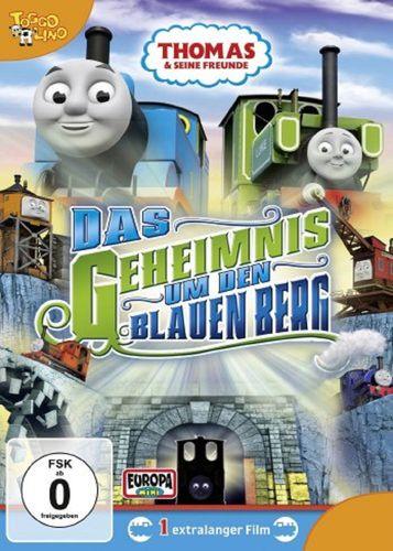 DVD Thomas und seine Freunde Special Das Geheimnis um den blauen Berg TV-Serie 2012 OVP & NEU
