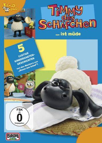 DVD Timmy das Schäfchen 07 7 Timmy ist müde  TV-Serie 5 Folgen  OVP & NEU