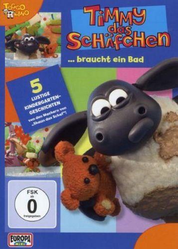 DVD Timmy das Schäfchen 04 4 Timmy braucht ein Bad  TV-Serie 5 Folgen  OVP & NEU