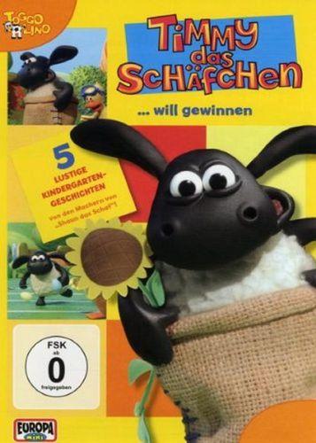 DVD Timmy das Schäfchen 01 1 Timmy will gewinnen TV-Serie 5 Folgen  OVP & NEU