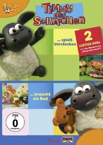 DVD Timmy das Schäfchen 2er Box 2 - Verstecken TV-Serie Folge  3+ 4 OVP & NEU