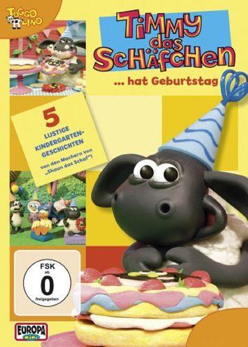 DVD Timmy das Schäfchen 09 9 Timmy hat Geburtstag  TV-Serie 5 Folgen  OVP & NEU