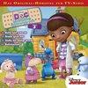 Walt Disney CD Doc McStuffins Spielzeugärztin Folge 3 Hallie hört schlecht TV-Serie NEU & OVP