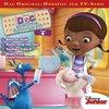 Walt Disney Hörspiel CD Doc McStuffins Spielzeugärztin Folge 4 Ritter der Nacht TV-Serie NEU & OVP