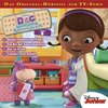 Walt Disney Hörspiel CD Doc McStuffins Spielzeugärztin Folge 5 Hallies Geburtstags-Party NEU