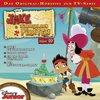Walt Disney Hörspiel CD Jake und die Nimmerland-Piraten Folge 10 Jakes Geburtstagsparty NEU & OVP
